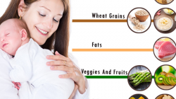 Lựa chọn nguồn thực phẩm hợp lý cho mẹ sau sinh