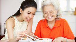 Lưu ý 7 nguyên tắc ăn uống dành cho người cao tuổi