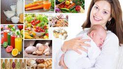 Cách bổ sung dinh dưỡng như thế nào là hợp lý cho mẹ bỉm sữa