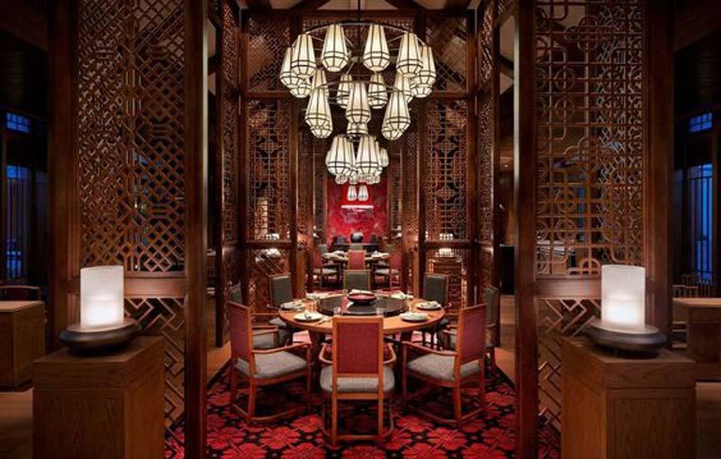 phong cách Trung Hoa cổ truyền