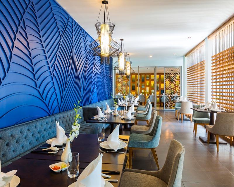 cá chuồn cồ seafood restaurant