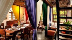 Như yêu cầu kinh doanh các nhà hàng quán ăn khác, quán ăn – nhà hàng chay cũng có yêu cầu về thiết kế đặc trưng phù hợp với xu hướng chay tịnh.