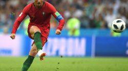 Kỹ thuật sút phạt trực tiếp trong bóng đá