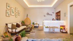 Thiết kế spa mini tại nhà đẹp và ấn tượng